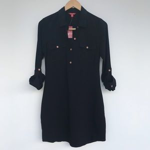 GUESS - Button/pocket shirt dress